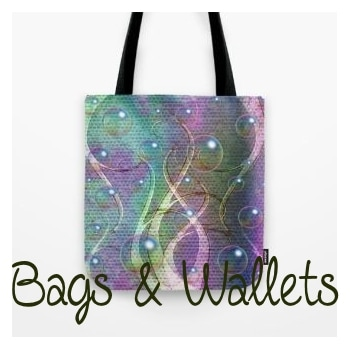 Totebags, Messenger bags, cosmetic bags, wallets and more